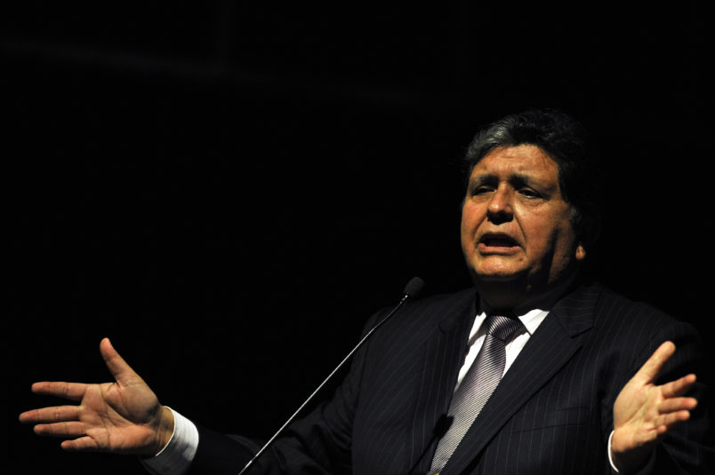 Former Peruvian President Alan García Dies After Shooting Himself In The Head
