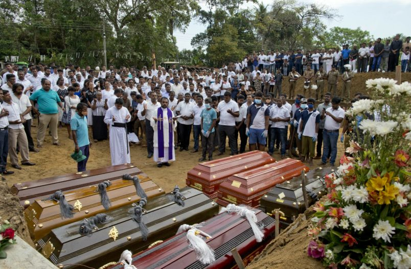 Sri Lanka's Top Security Officials Asked To Resign After Failure To Prevent Bombings