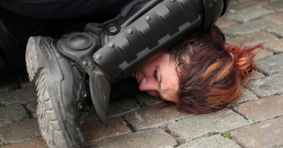 'Dangerous:' Around the World, Police Chokeholds Are Being Scrutinized