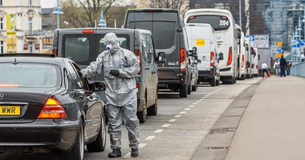 E.U. Aims to End Coronavirus Border Restrictions Within the Region by End of June