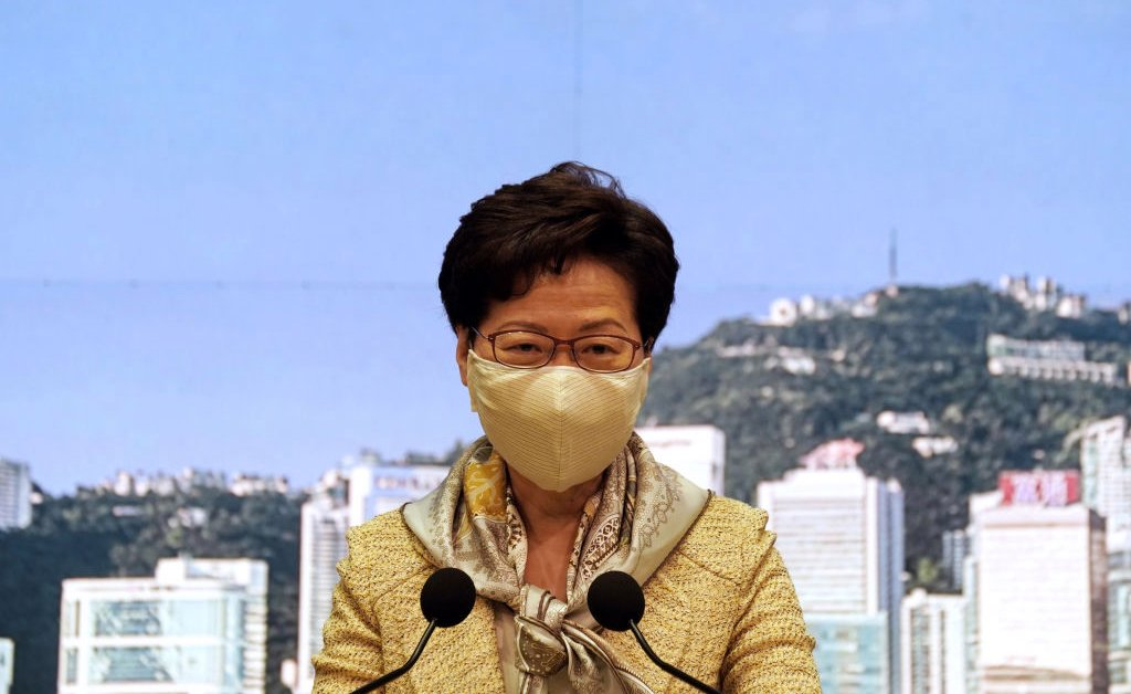 Hong Kong National Security Law Passes in Beijing Amid Global Concern