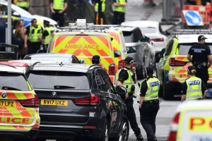Police Officer Stabbed, Suspect Shot in Glasgow City Center