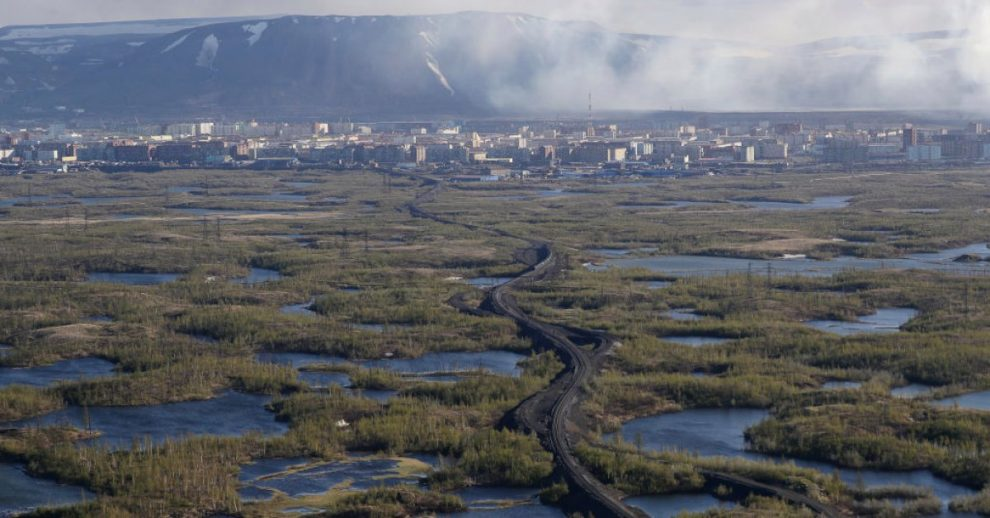 Scientists Alarmed About Siberia's Record Breaking Winter and Spring Temperatures