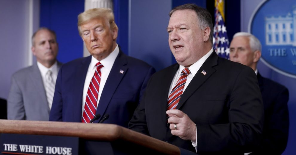 Secretary of State Pompeo Attacks U.N. Human Rights Council Over Decision to Investigate Systemic Racism and Policing