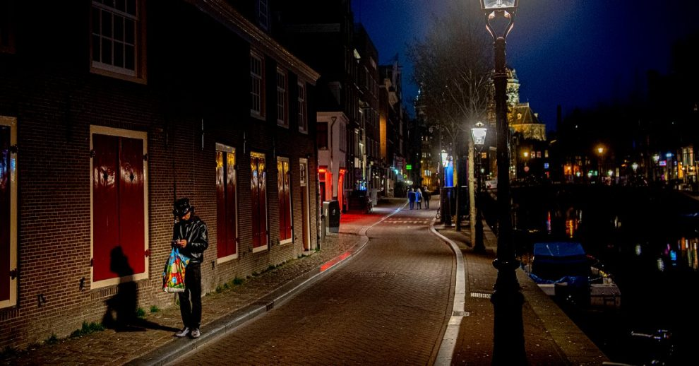 Why Amsterdam's Red Light District May Not Survive the Coronavirus Pandemic