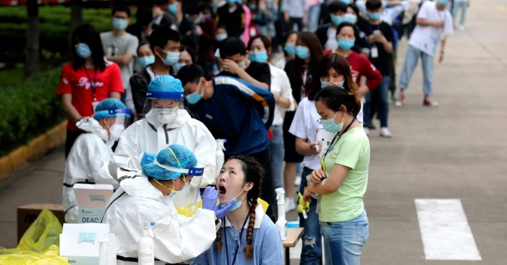Wuhan Tests Nearly 10 Million People in 19 Days, Finding Just 300 Coronavirus Infections