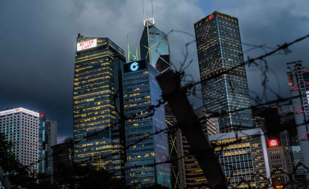 76% of U.S. Companies in Hong Kong Are Worried About Security Law, Chamber of Commerce Survey Finds