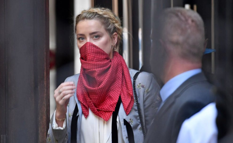 Amber Heard Denies Fabricating Domestic Abuse Allegations Against Ex-Husband Johnny Depp During Libel Trial