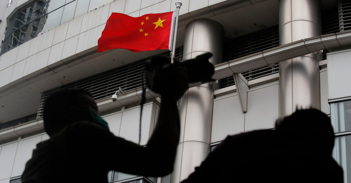 China Opens New National Security Agency Headquarters in Hong Kong