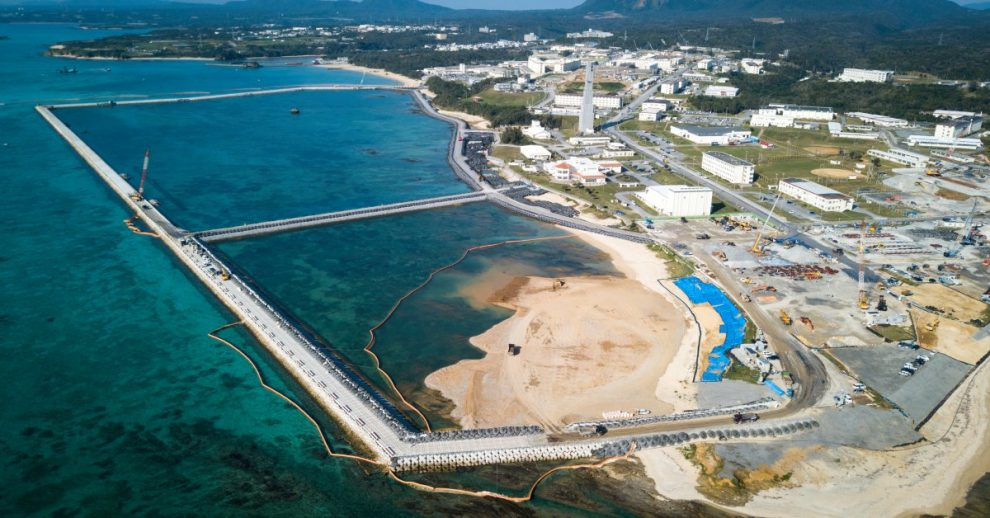 Dozens of U.S. Marines in Japan's Okinawa Infected in COVID-19 Outbreak