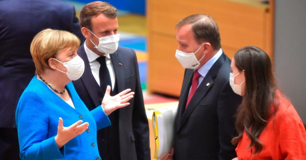 E.U. Leaders Seek Compromise on Unprecedented $2.1 Trillion Budget and COVID-19 Recovery Fund