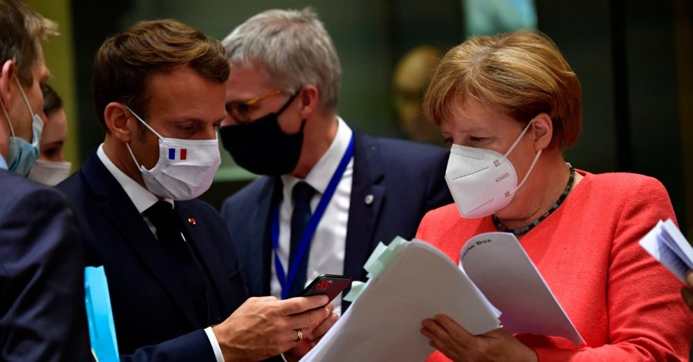 EU Agrees to $860 Billion for Coronavirus Relief After 4 Days, 4 Nights of Negotiations