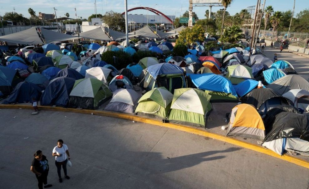 First COVID-19 Case Confirmed in Asylum Seeker Camp at U.S.-Mexico Border