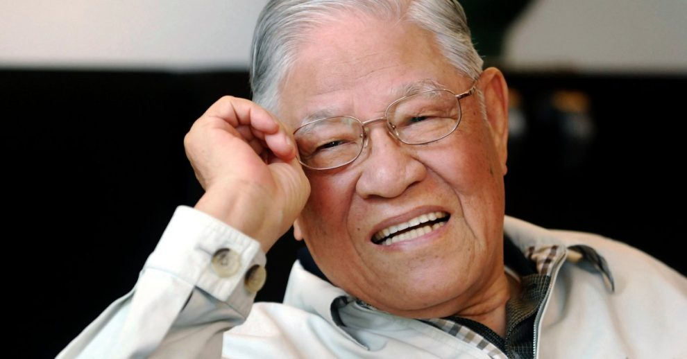 Former President Lee Teng-hui Who Brought Direct Elections to Taiwan Dies at 97