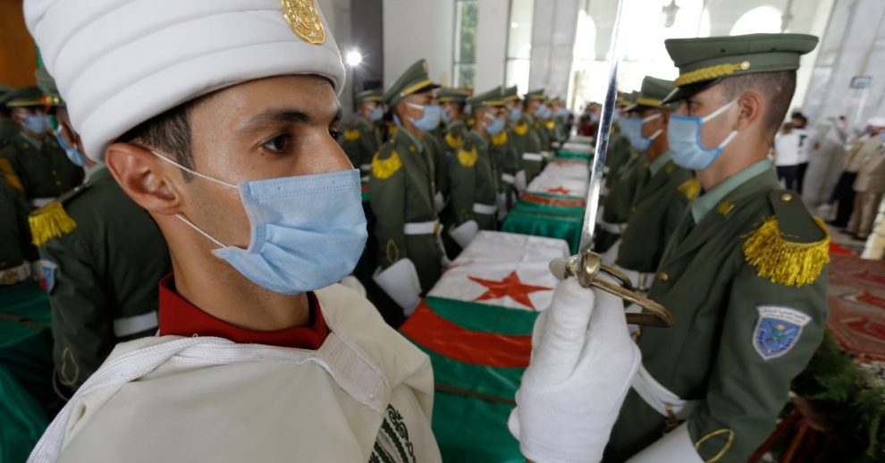France Returns Remains of 19th Century Algerian Anti-Colonial Fighters