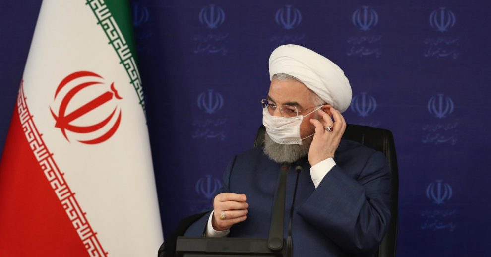 Iran President Says Up to 25 Million Might Have Been Infected With COVID-19 Since Pandemic Began