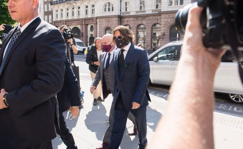 Johnny Depp Takes Stand in U.K. Libel Trial Denying Claims of Abuse