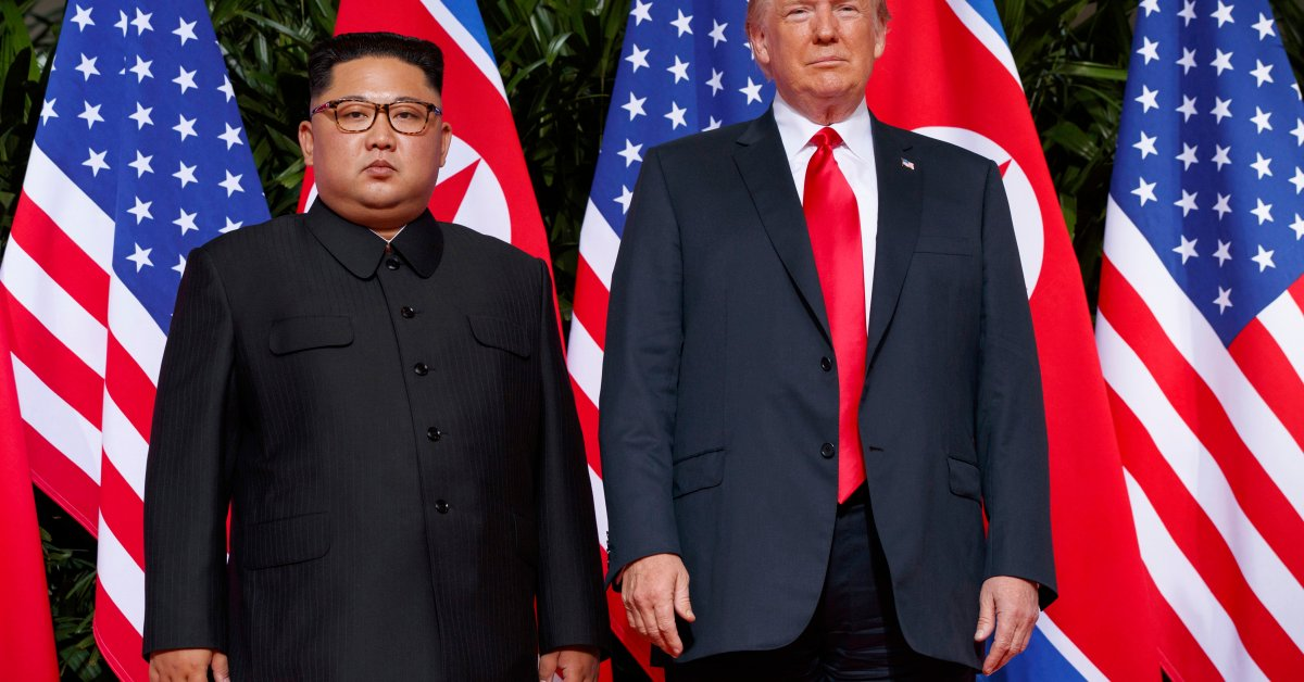 North Korea Says It Has No Plans for Talks With U.S.