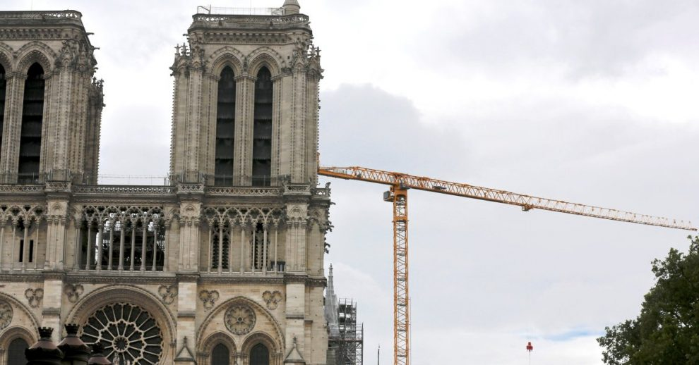 Notre Dame Cathedral To Be Rebuilt Without Modern Touches To Maintain Historical Accuracy