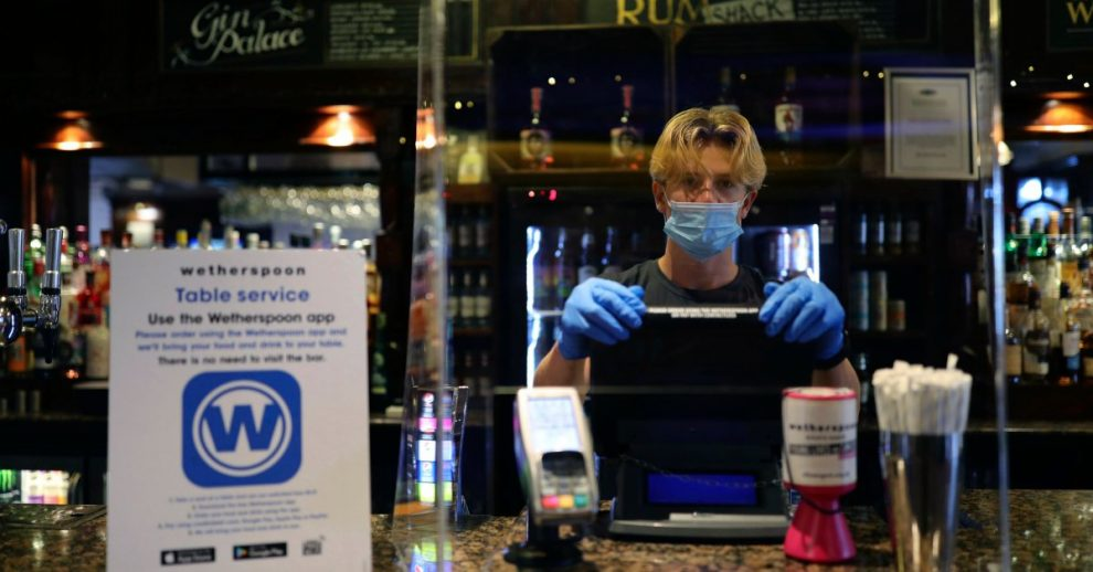 Pubs, Restaurants and Museums Open as England Eases Coronavirus Lockdown