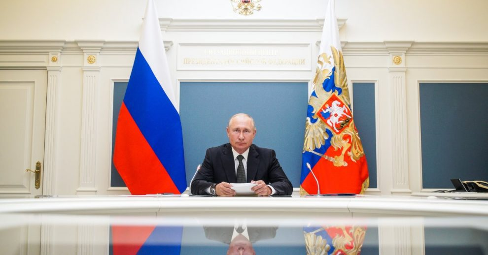 Russians Voters Agree to Extend President Putin's Rule Until 2036