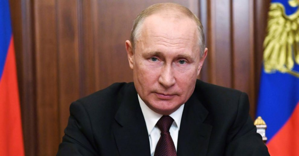 Vladimir Putin Orders Constitutional Amendments That Would Allow Him to Remain in Power Until 2036