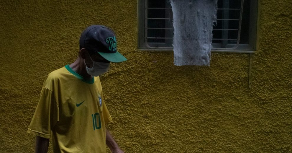 Why Armed Groups in Latin America Are Enforcing COVID-19 Lockdowns
