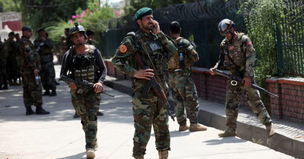 Afghan Troops Retake Prison Attacked by Islamic State After Battle