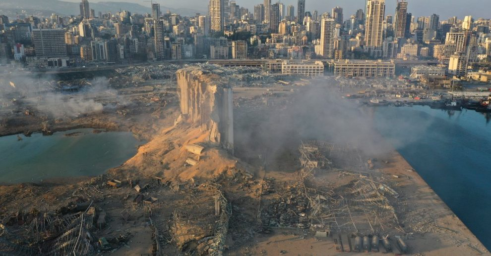 Beirut Surveys the Damage – and Searches for a Cause – After Explosion Kills at Least 100