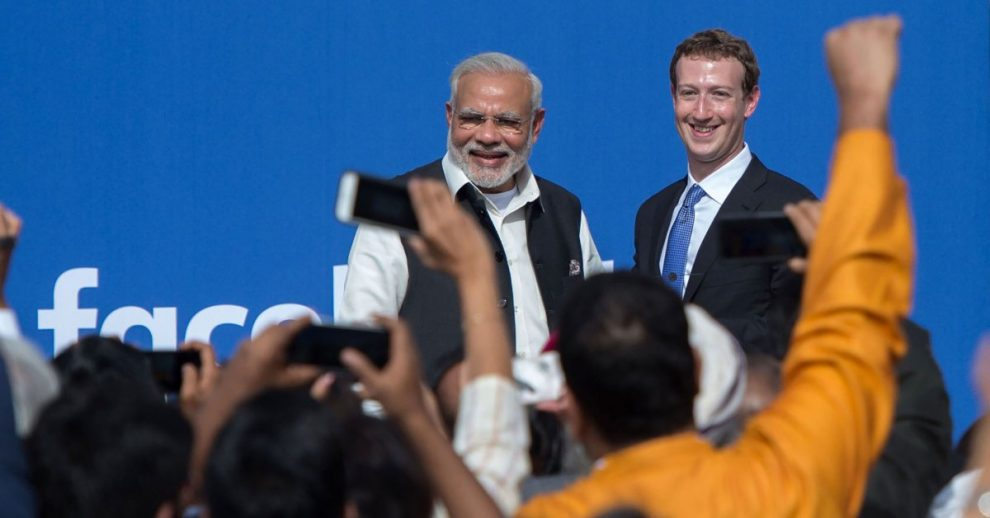 Facebook's Ties to India's Ruling Party Complicate Its Fight Against Hate Speech
