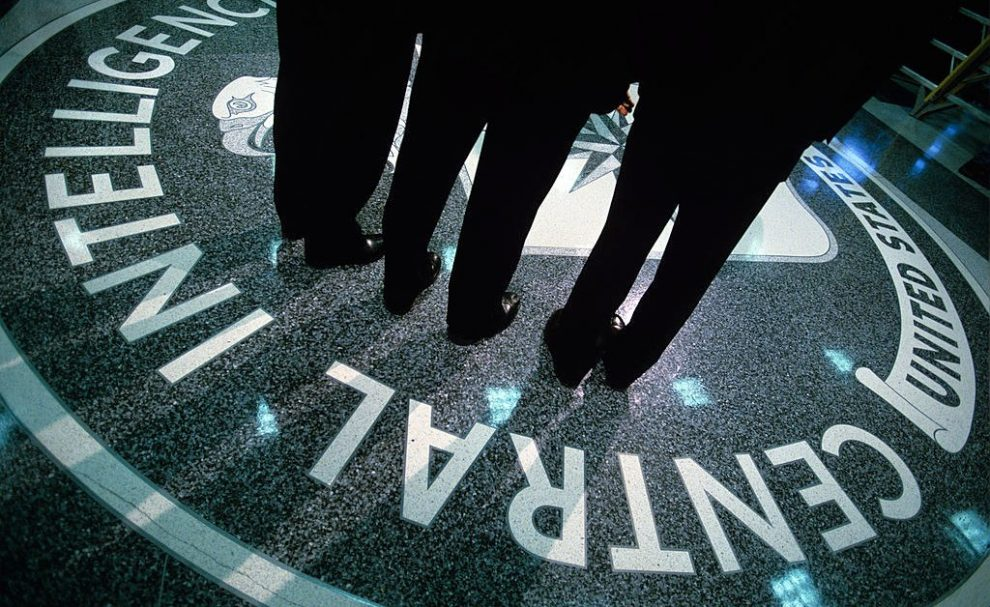 Former CIA Officer Charged With Giving China Classified Information