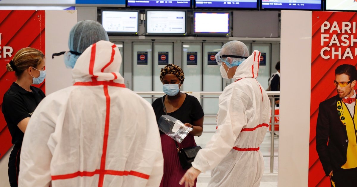 France Begins Testing Vacationers From 16 Nations—Together with U.S.—for Coronavirus Upon Arrival