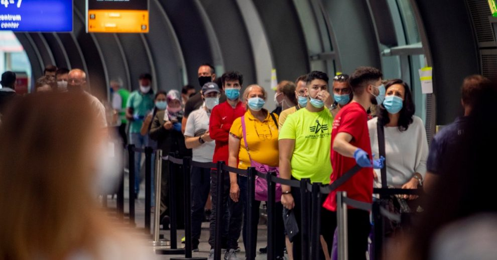 Germany to Require All Travelers From 'Risk Areas' to Take Coronavirus Test