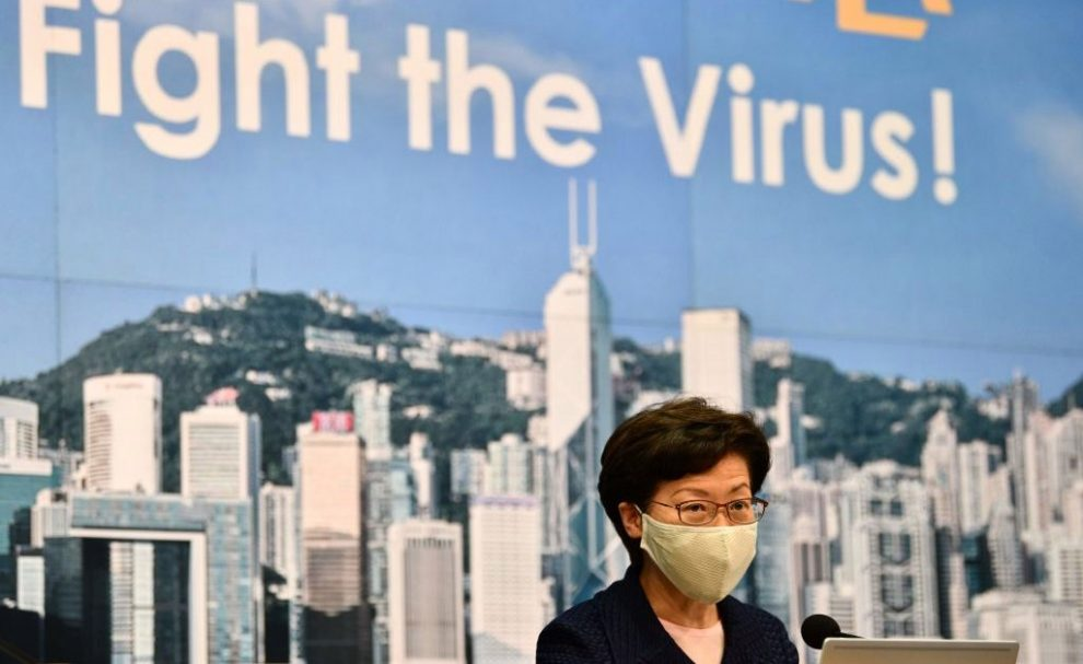 Hong Kong Government Postpones Elections, Citing Coronavirus