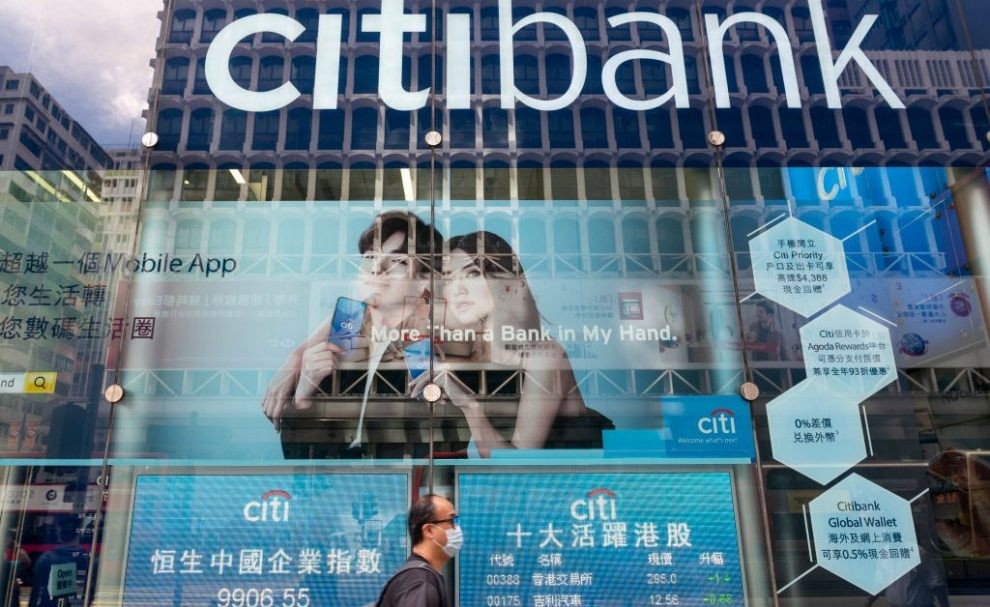 How U.S. Sanctions on Hong Kong Could Leave Banks Caught in the Middle