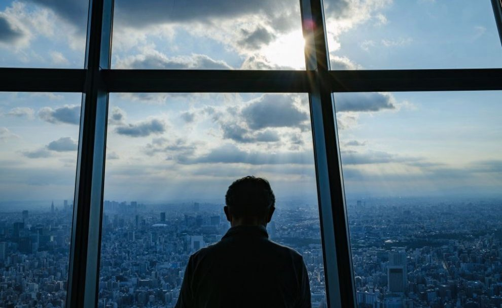 Japan's Pandemic-Hit Economy Shrinks at Record Rate