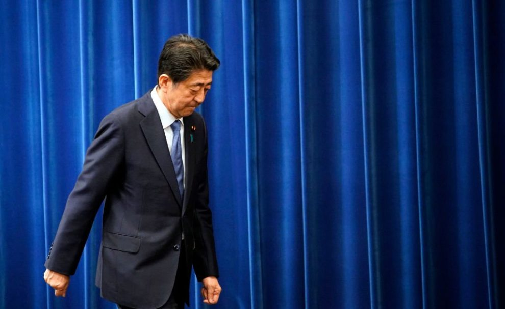 Japan's Shinzo Abe Resigns for Health Reasons, Leaving Unfinished Political Business