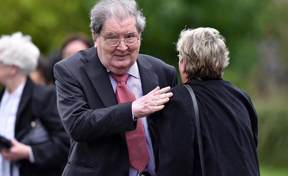 John Hume, Northern Irish Politician Who Won Peace Prize for Helping End the Troubles, Dies at 83