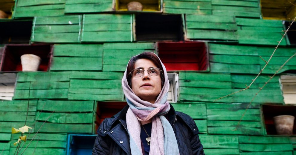 Political Prisoners Remain Behind Bars as COVID-19 Surges in Iran. This Activist Is Risking Her Life to Get Them Out