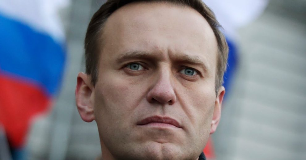 Russian Opposition Politician Alexei Navalny Has Been Poisoned and Is in Intensive Care