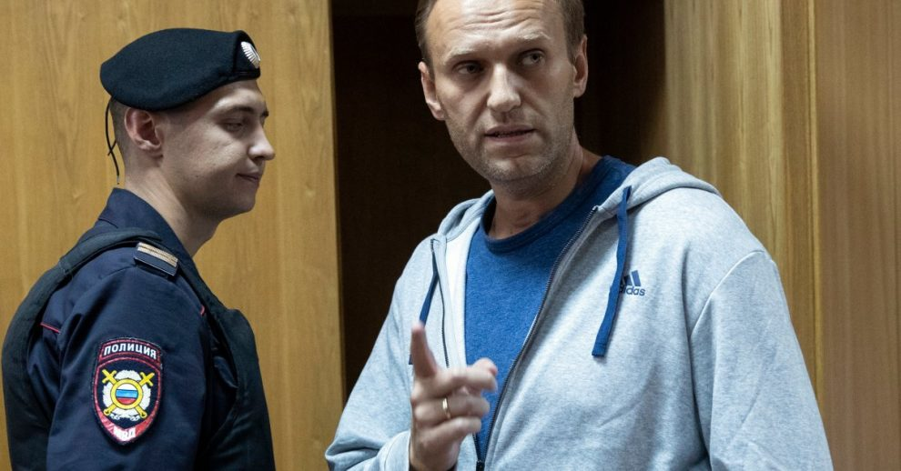 The Kremlin Has Brushed Off Allegations Over Alexei Navalny's Poisoning