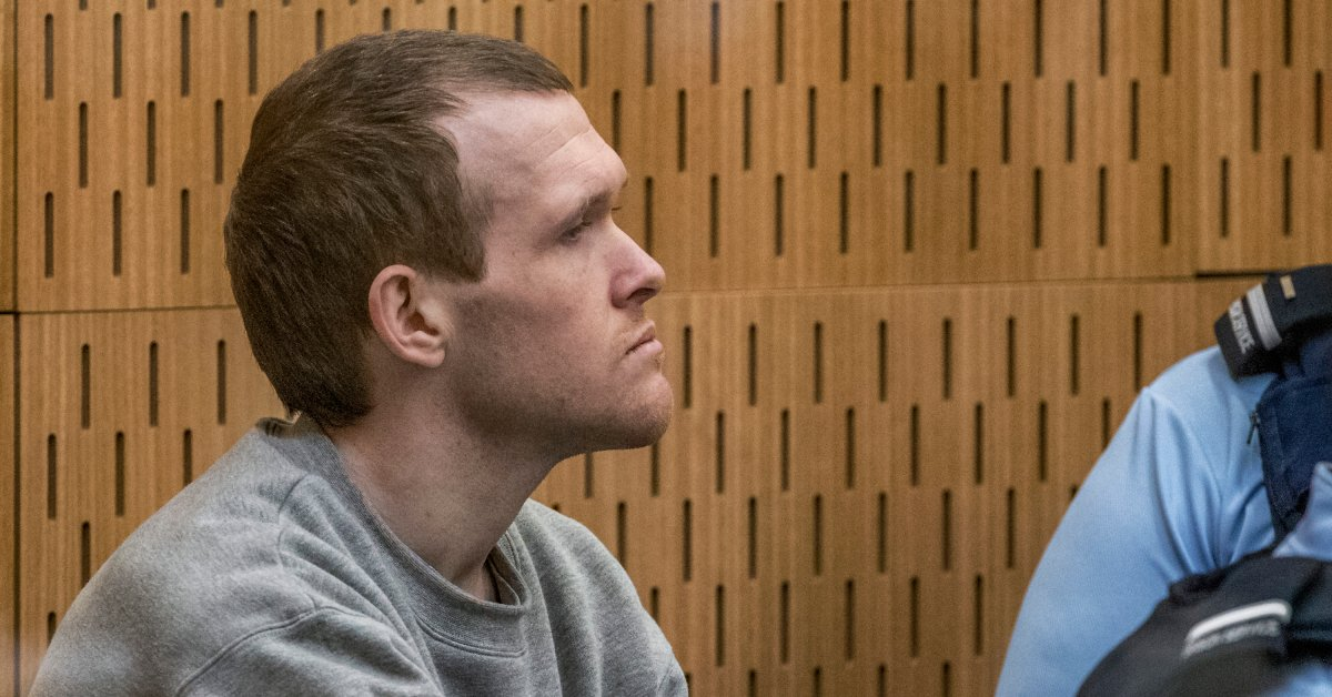 The New Zealand Mosque Shooter Has Been Sentenced to Life Without Parole