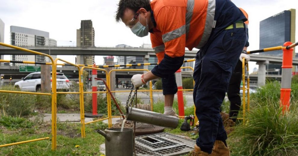 These Scientists Are Sewer-Diving in an Attempt to Detect Silent COVID-19 Outbreaks