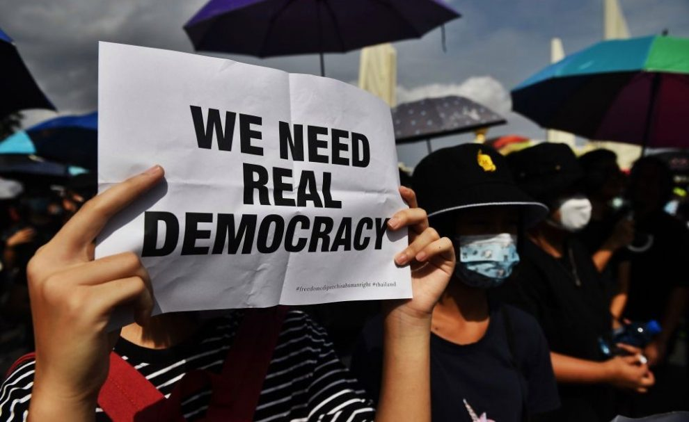 Why Are Thai Protesters Risking Up to 15 Years in Prison to Criticize the Monarchy?