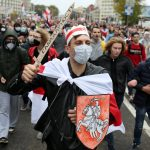 100,000 March in Belarus Capital on 50th Day of Protests Over President Lukashenko