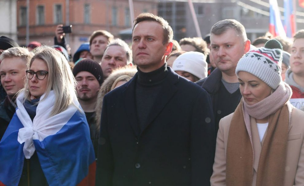 Alexei Navalny Has Been Confirmed Poisoned by the Russian Nerve Agent Novichok. What Happens Now?