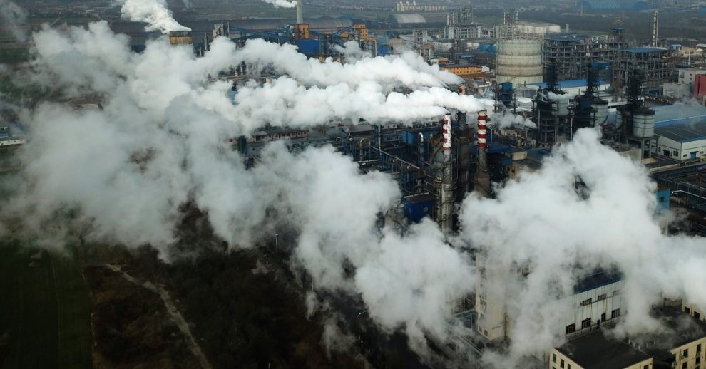China, the World's Top Emitter, Aims to Go Carbon-Neutral by 2060