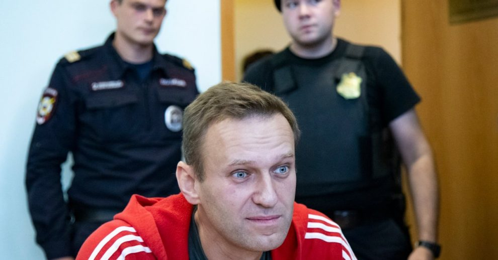 Germany Says a Soviet-Era Nerve Agent Was Used on Russian Opposition Figure Alexei Navalny