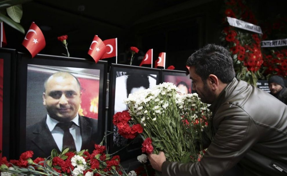 Turkey Gives IS Militant 40 Life Sentences for 2017 Nightclub Attack