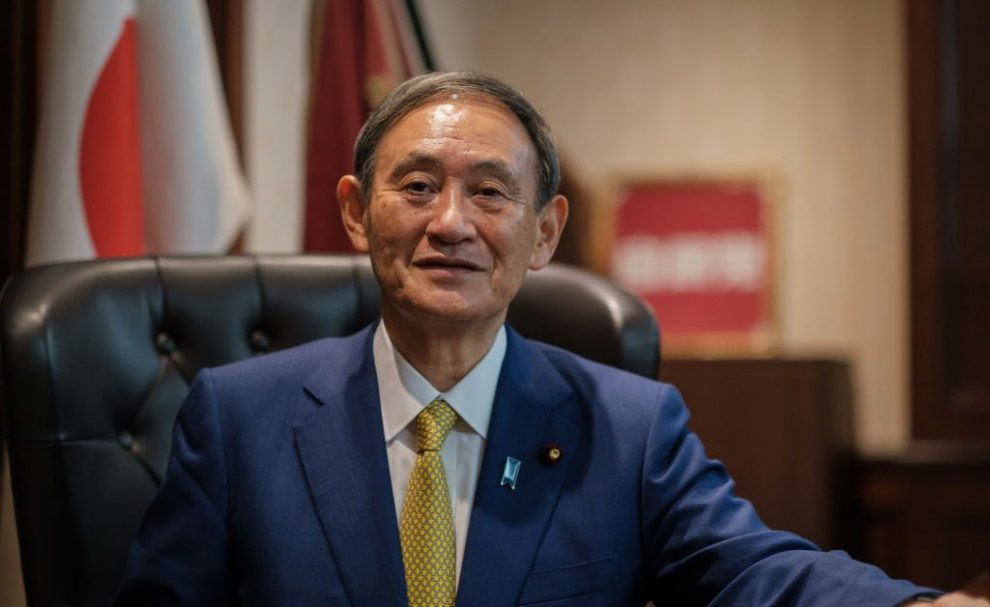 Yoshihide Suga Is Japan's New Prime Minister. Here's What That Means for the U.S.